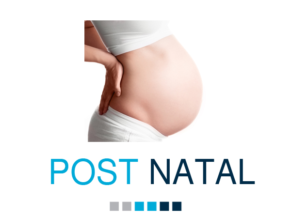 Post Natal / Urineverlies na de zwangerschap