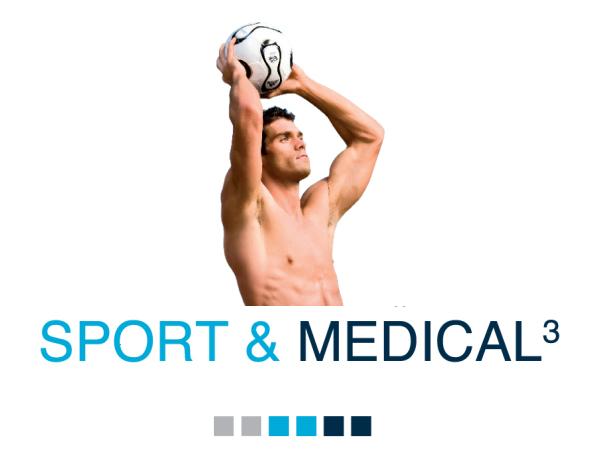 Sport & Medical Logo