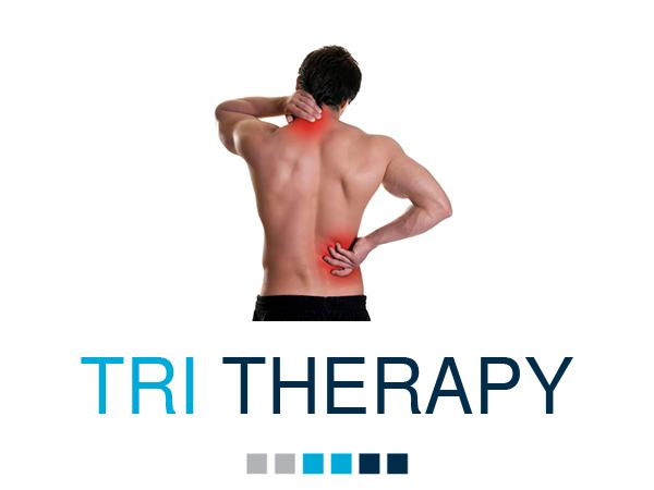 Tri Therapy Logo